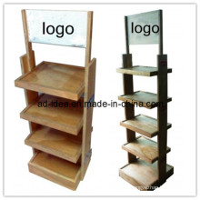 (MDF-010) MDF Wooden Display Stands, Exhibition Stand, Advertising Stand