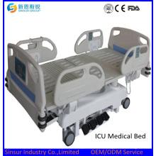 Высококачественная электрическая лечебная медсестерская многофункциональная кровать Цена