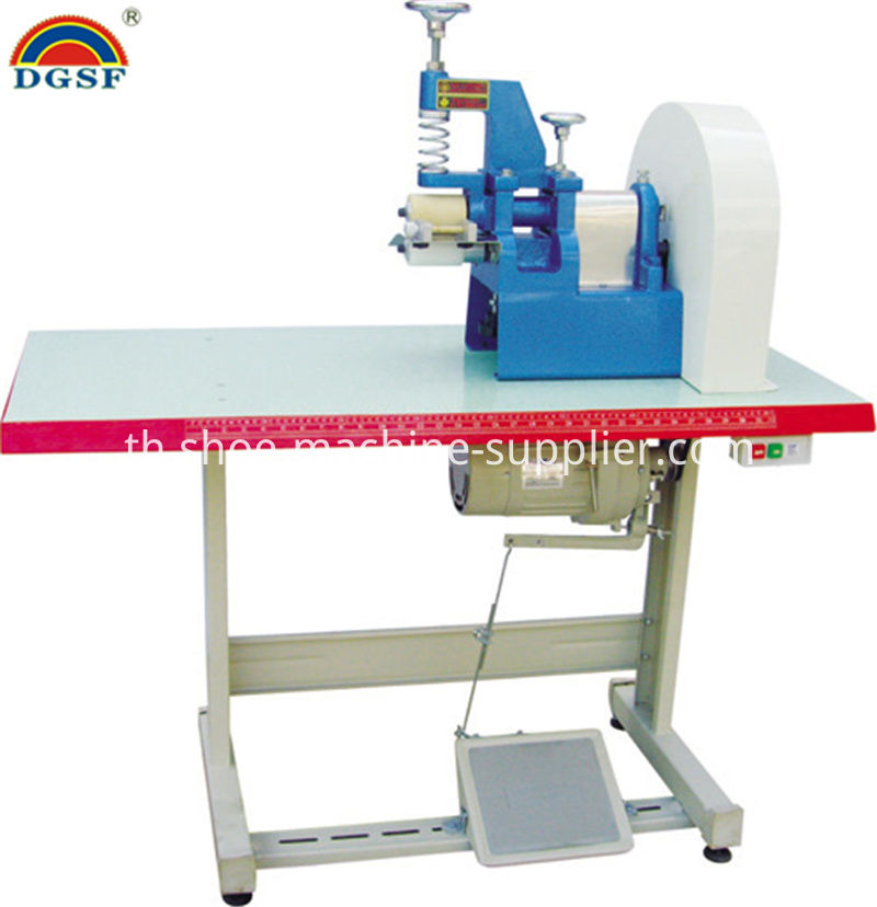Belt Agglutinating Machine