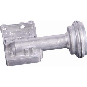 Partie en fonte d'aluminium pour pièces satellites