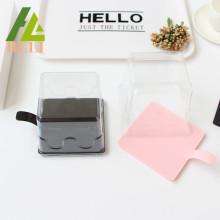 Square Vacuum Forming Plastic Cake Tray