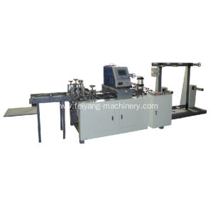 twisted paper handle making machines