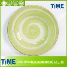 Juego de cena pintado a mano, vajilla de cerámica china, vajilla de cerámica japonesa (ZQ14082602)