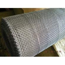 Eletro galvanizado malha de arame de ferro quadrado