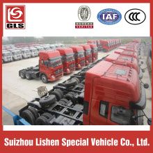 stock truck tractor dongfeng liuqi brand 400hp