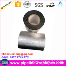 High quality aluminum self adhesive bitumen waterproof tapes for roof repair and leaking