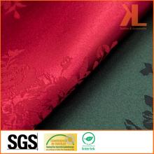 Polyester Qualité Jacquard Rose Damask Design Large Wide Table Cloth