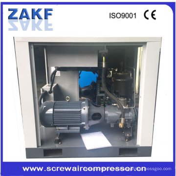 On sale low pressure lubricant 15KW 20HP electric screw air compressor machines for small industries