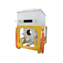 Small Copper Melting Furnace 500KG 120KW 0.5 Main Frequency