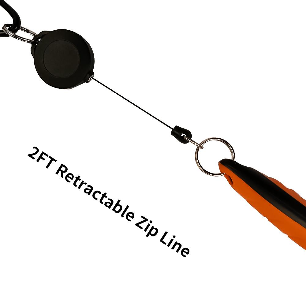 Groove Cleaner Zip Line