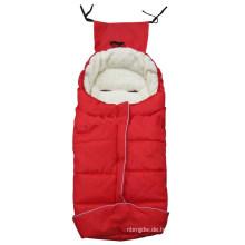 Reizender Entwurf, der aufblasbaren Schlafsack wärmt