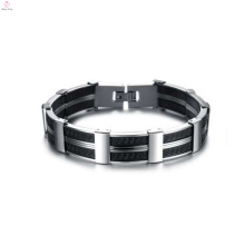 Pulseira de tecido de venda quente, pulseira metálica, grande pulseira de Natal