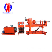 ZDY-2300 full hydraulic tunnel drilling rig adopts hydraulic transmission mechanism