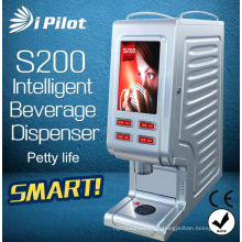 Excelente máquina inteligente de bebidas