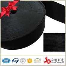 Venda elástico hecha punto llanura caliente de 40m m para la ropa interior del hombre