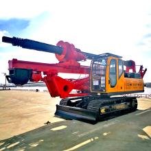 Machine de forage au sol diesel manuelle 20M