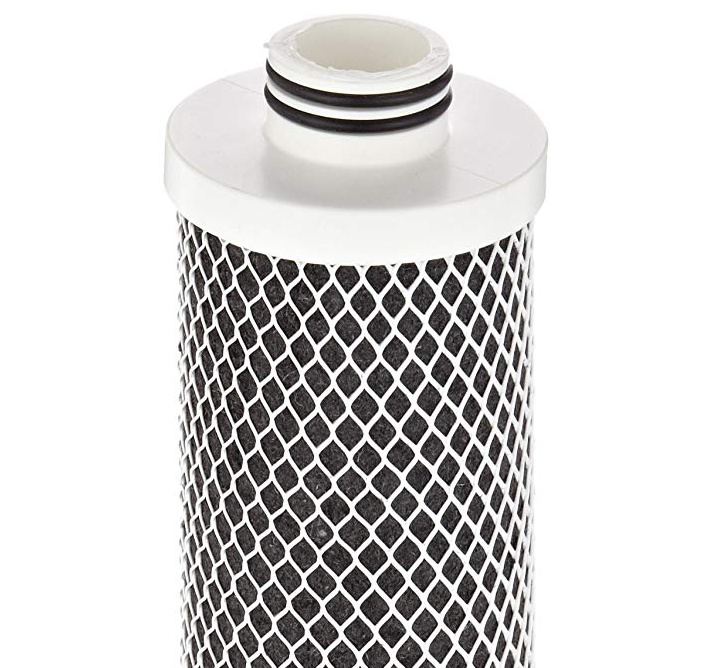 Carbon Block Filter Cartridge 0.1 Micron
