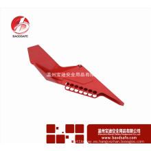 Wenzhou BAODI BDS-F8604 Válvula de bola de cuarto de vuelta Bloqueo de la manija Bloqueo de la válvula de bloqueo de seguridad