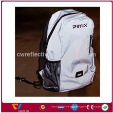 Nouveau design tout réfléchissant sport ordinateur portable voyage sac à dos réfléchissant épaule sac à dos