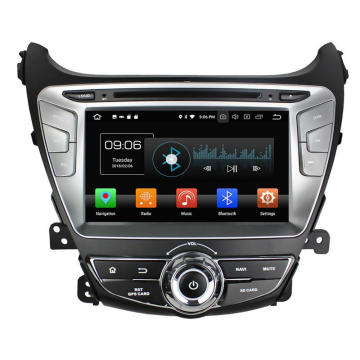 Android 8.1 OS Multimedia Player For Elantra 2014