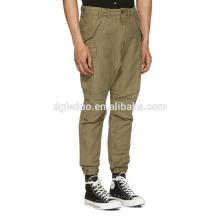 Свободнее оптом брюки 10 карманов хлопок саржа брюки-Карго