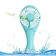 Rechargeable Electric Summer Air Cool Foldable Fan Wholesale