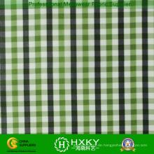 230-Tartan-Polyester-Garn gefärbtes Gewebe