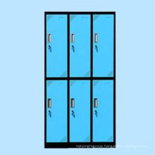 Cheap gym furniture metal locker small metal locker with keys