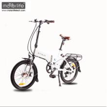 2018 Morden Design 36V350W mini bicicleta elétrica com preço baixo, 20 '' ebike dobrável