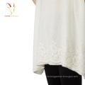 Capuchon Poncho en laine blanche Pashmina Robe châle Wrap