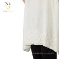 Branco Pashmina lã Poncho Capes vestido xaile wrap