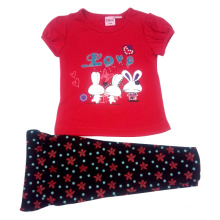Summer Baby Girl Kids Suit in Chidren Apparel
