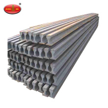 Q235 mining project 30kg rail Light Rail steel rail