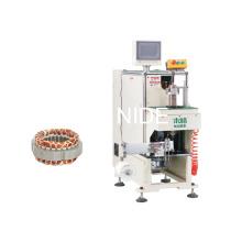 Máquina de lazo de la bobina del estator del motor de la inducción del Solo-Lado