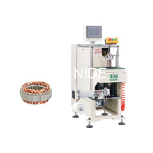 Single-Side Inuction Motor Stator Winding Lacing Machine