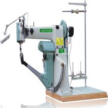 Máquina de coser de arranque largo
