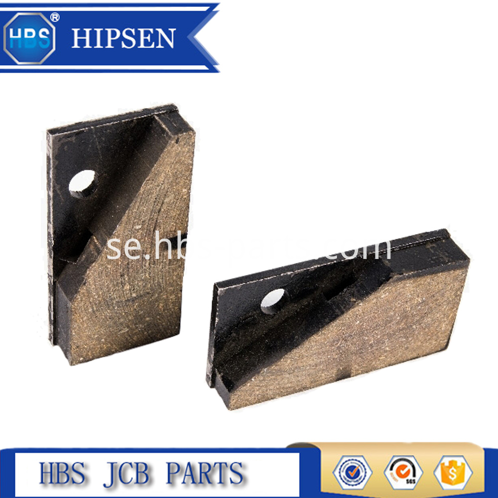 Backhoe Loader Brake Pad