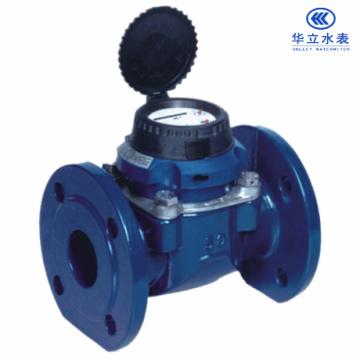 Wpd mesureur d'eau Woltman détachable horizontal (WPD-40E ~ WPD-300E)