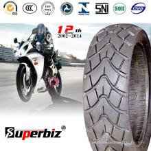 Fabricant de Scooter professionnel de pneus Tubeless (130/60-13).