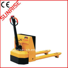 Semi-electric pallet truck with CE 2ton
