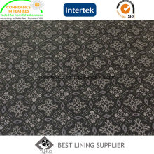 Polyester Men′s Suit Lining Fabric Print Lining