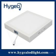 18W низкой цене Тайвань epistar чип светодиодный свет панели с поверхностным монтажа
