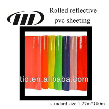 Reflektierende PVC-Folie