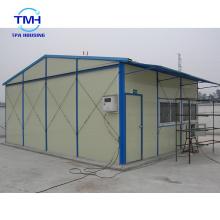 Chambre préfabriquée à faible coût d'excellente qualité et panneaux de mur