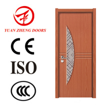 Africa Hot Sale PVC Door Panel Wood Door Designs