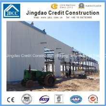 Prefab Shed Storage Steel Structure Warehouse