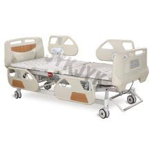 Cama de hospital eléctrico de ICU con cinco funciones