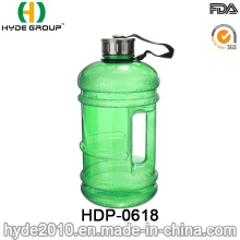 2.2L Plastic Sport PETG Water Bottle, Hot Sale High Capacity Plastic Water Jug (HDP-0618)