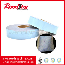 Apply on fire resistant material reflective heat transfer film