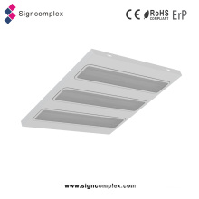 SMD 2835 IP40 35W 45W 55W 60W Square LED Grille Light Ceiling